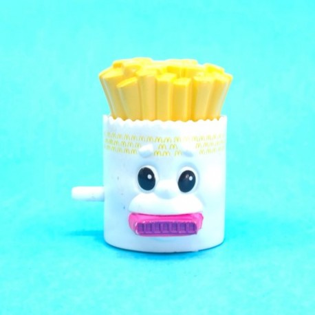 McDonald's Happy Meal Happy Rocker Fries second hand figure (Loose)