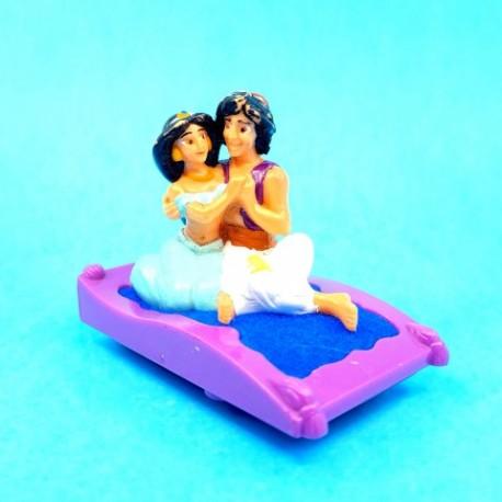 Disney Aladdin and Jasmine hand figure (Loose)