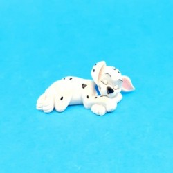 Disney 101 Dalmatians chiot endormi second hand figure (Loose)