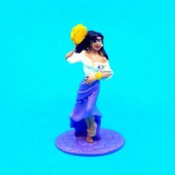 Disney le Bossu de Notre Dame Esmeralda Figurine d'occasion (Loose)