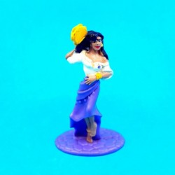 The Hunchback of Notre Dame Esmeralda second hand figure (Loose)