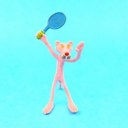 Pink Panther Tennis second hand Bendable Figure (Loose)