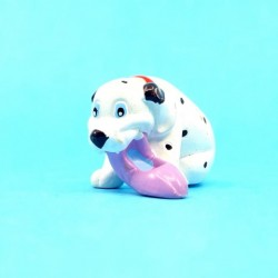 Disney 101 Dalmatians puppy with handbag second hand figure (Loose)