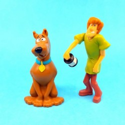 Scooby-Doo and Shaggy second hand figures (Loose)