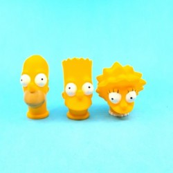 The Simpsons second hand shampoo caps (Loose)