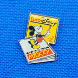Euro Disney Journal de Mickey second hand Pin (Loose)
