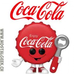Funko Pop Ad Icons Coca-Cola Bottle Cap Vinyl Figure