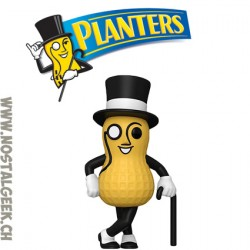 Funko Pop Ad Icons Mr. Peanut - Planters Vinyl Figure