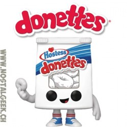 Funko Pop Ad Icons Powdered Donettes - Hostess Vinyl Figure