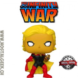 Funko Pop Marvel Adam Warlock Exclusive Vinyl Figure