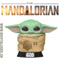 Funko Pop Star Wars The Mandalorian The Child (Baby Yoda) in bag Vinyl Figure