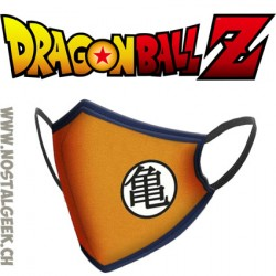 Dragon Ball Masque adulte réutilisable Tortue Géniale
