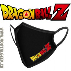 Dragon Ball Masque adulte réutilisable