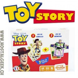 Toy Story Jeu des 7 familles + jeu de mémoire