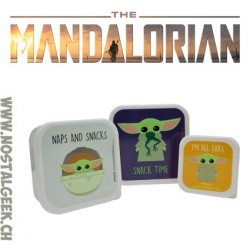 Star Wars The Mandalorian Snack Boxes