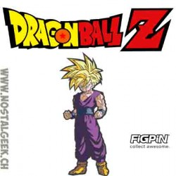 Dragon Ball Z Gohan Figpin