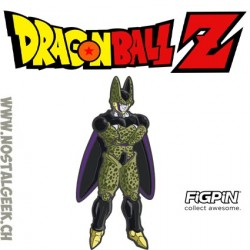 Dragon Ball Z Perfect Cell Figpin