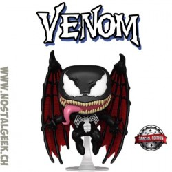 Funko Pop! Marvel Venom (Winged) Edition Limitée