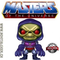 Funko Pop Masters of the Universe Terror Claws Skeletor (Metallic) Edition Limitée