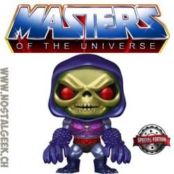 Funko Pop Masters of the Universe Terror Claws Skeletor (Metallic) Exclusive Vinyl Figure