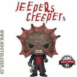 Funko Pop Jeeper Creepers The Creeper (Transformed) Edition Limitée