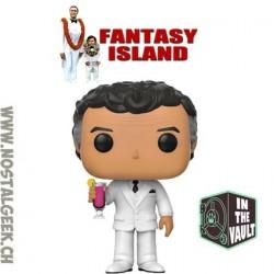 Funko Pop Fantasy Island Mr. Roarke Vaulted Vinyl Figure