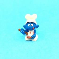 The Smurfs Smurf gourmet second hand Figure.