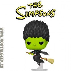 Funko Pop The Simpsons Witch Marge Vinyl Figure