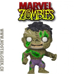 Funko Pop Marvel Zombie Hulk Vinyl Figure
