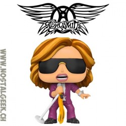 Funko Pop Rock Aerosmith Steven Tyler Vinyl Figure