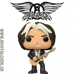 Funko Pop Rock Aerosmith Joe Perry Vinyl Figure