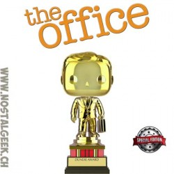 Funko Pop The Office Dundie Award Edition Limitée