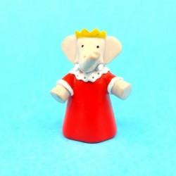 Babar - Céleste Red Dress second hand figure (Loose)