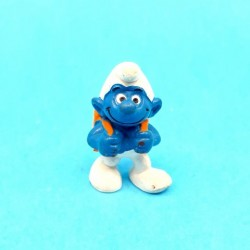 The Smurfs School boy Smurf second hand Figure (Loose)