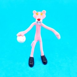 Pink Panther Football second hand Bendable Figure (Loose)