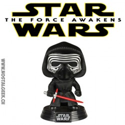 Funko Pop Star Wars Episode VII - Le Réveil de la Force Kylo Ren