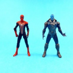 The Amazing Spider-man & Electro second hand Action figure (Loose)