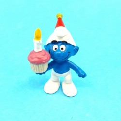 The Smurfs Birthday second hand Figure (Loose)