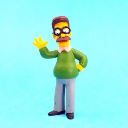 The Simpsons Ned Flanders second hand figure (Loose)