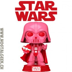 Funko Pop Star Wars Darth Vader Valentines Vinyl Figure