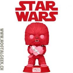 Funko Pop Star Wars Chewbacca Valentines Vinyl Figure