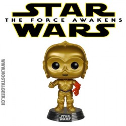 Funko Pop Star Wars Episode VII - Le Réveil de la Force C-3PO