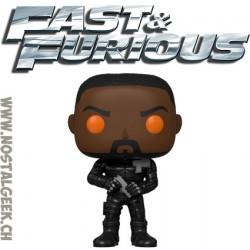 Funko Pop Fast & Furious Hobbs & Shaw Brixton (Orange Eyes) Vinyl Figure