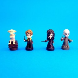Harry Potter Set of 4 second hand figures (Loose)