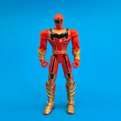 Power Rangers Operation Overdrive Mystic Force Red Ranger second hand figure (Loose)