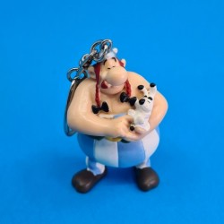 Asterix & Obelix second hand keyring (Loose)