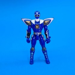 Power Rangers Dino Thunder Blue Ranger second hand action figure (Loose)