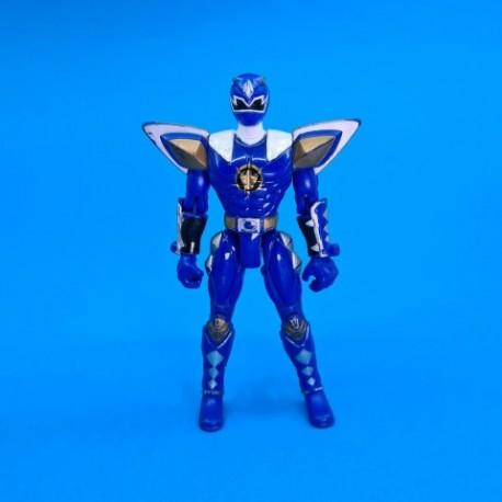 Power Rangers Dino Thunder Blue Ranger second hand action figure (Loose)