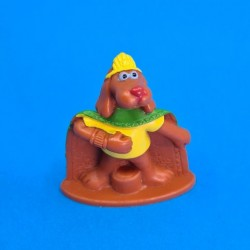 Chocapic Pico the inca dog second hand figure (Loose)
