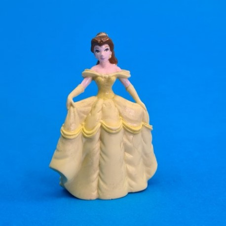 Disney Beauty and the Beast Belle yellow Dress second hand Figure (Loose)